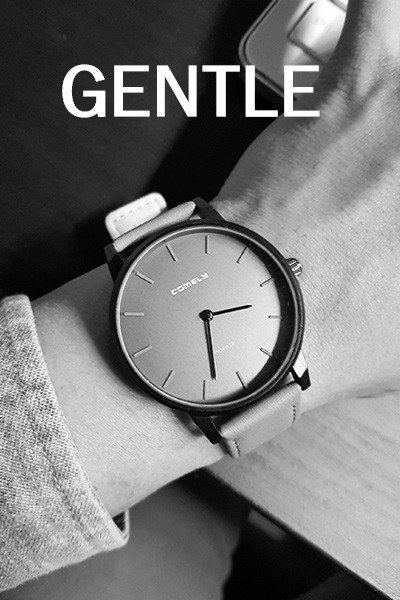 acc1015. stitch gentle watch [2color]