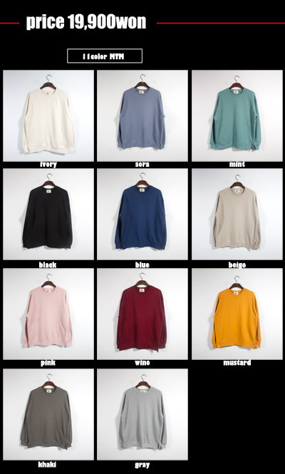 top1378. 11color nuts MTM [11color]