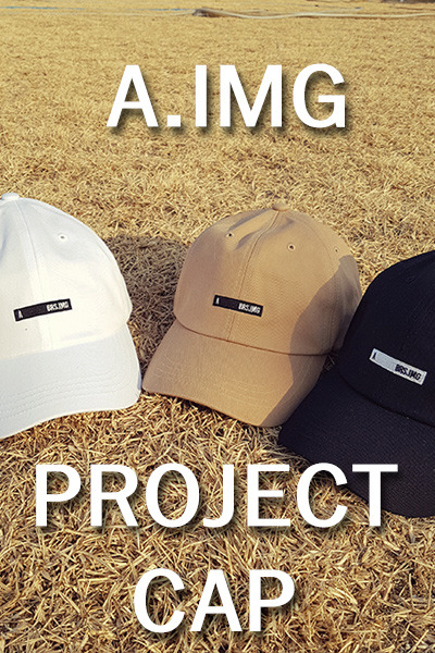 acc1028. A project cap [3color]