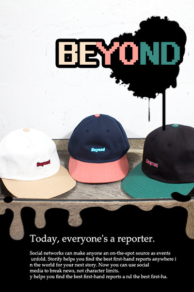 acc1029. Beyond cap [3color]