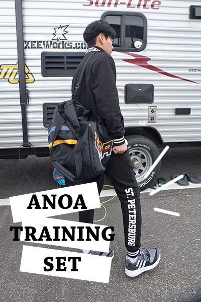 pants1098. ANOA Training set [pants]