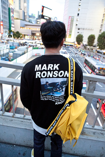 top1829. mark ronson knows mtm [3color] -기모진행- (SOLD OUT)