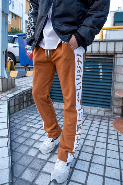 pants1212. japanese track pants [3color]
