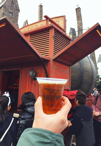 #OSAKA - Harry Potter hoony beer