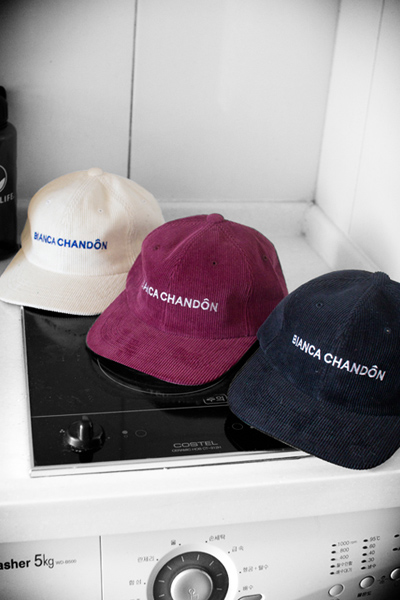 acc716. bianca chandon cap [3color]